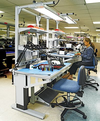 Ergonomía y eficiencia en el trabajo