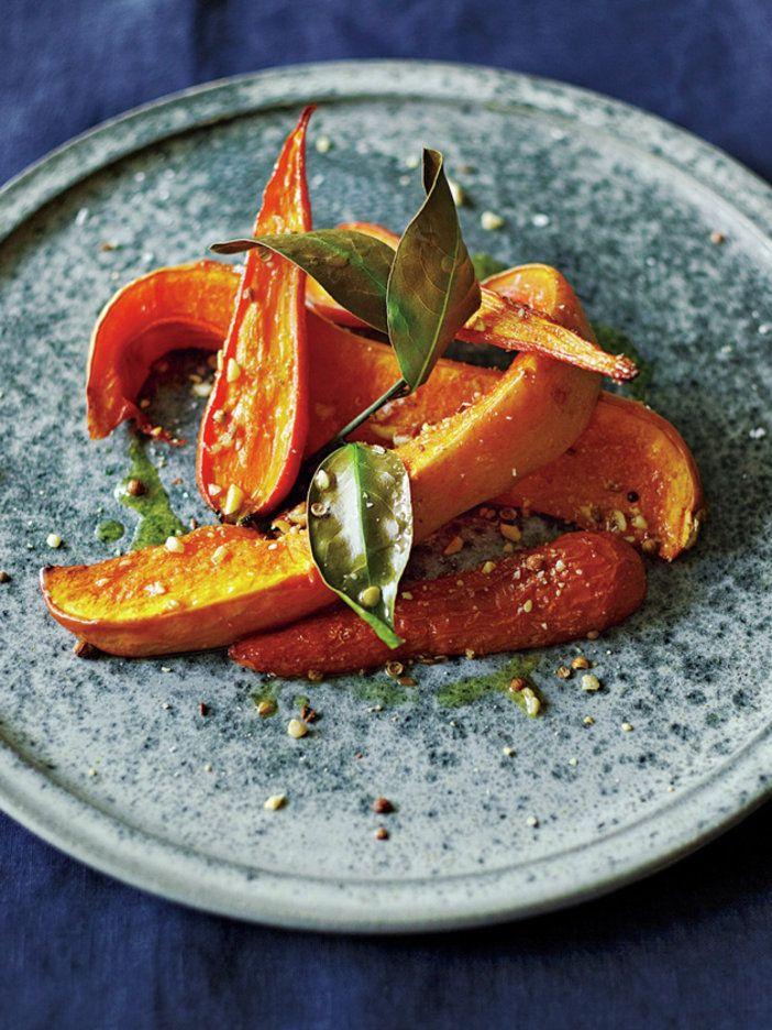 しっとりと焼き上がった野菜はごちそう|『ELLE a table』はおしゃれで簡単なレシピが満載!