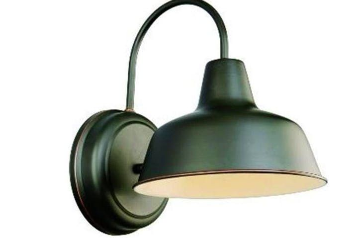 33 Home Upgrades That Cost Less Than 100 House Lighting Fixtures Exterior Light Fixtures Porch Light Fixtures