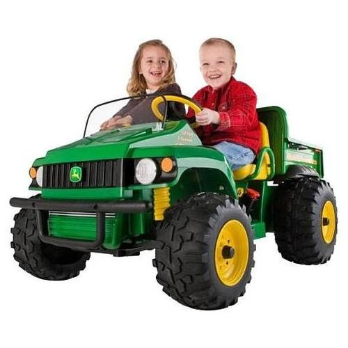 the power wheels Chase likes