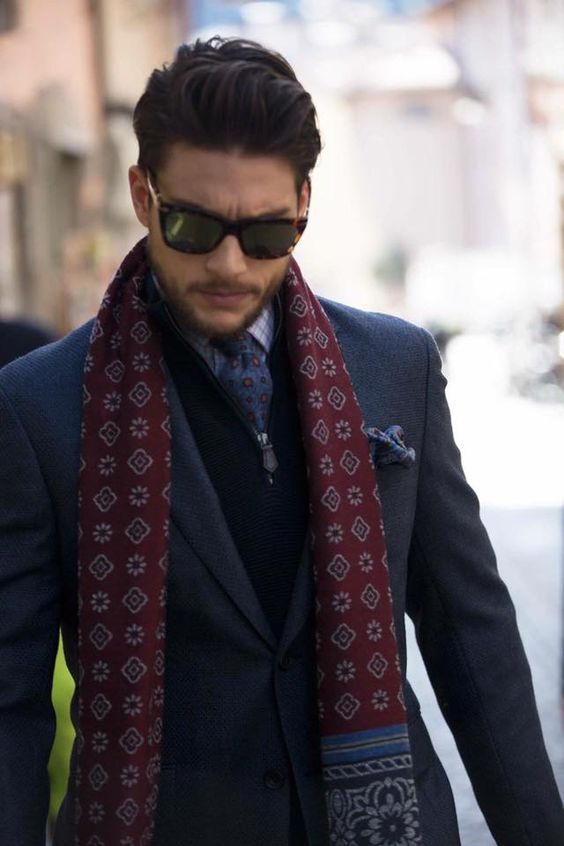 The Gentleman's Guide: Master Winter Layering With These 6 Items Henrietta Murray