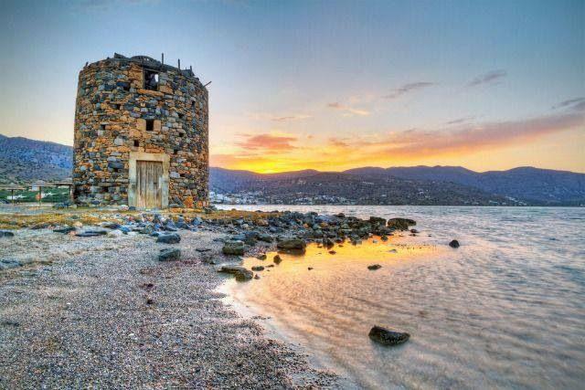 Mirabello Bay, Crete, Greece