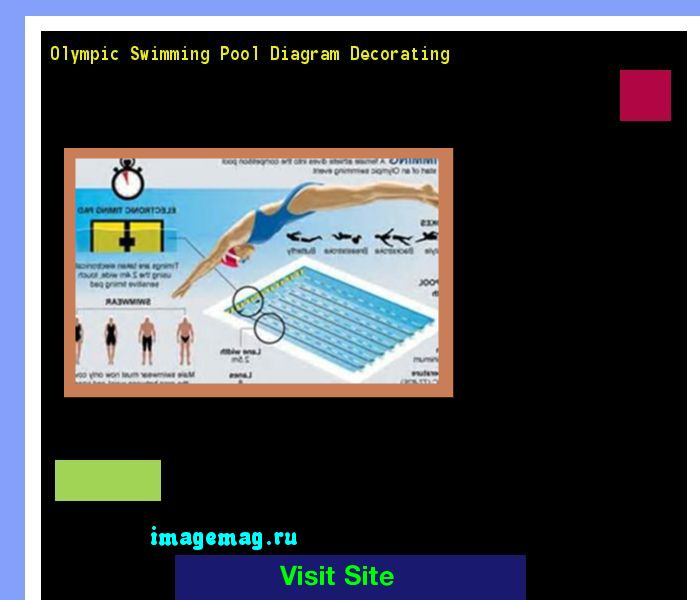 olympic swimming pool diagram decorating 091241 the best image search imagemagru pinterest swimming olympic swimming and swimming pools