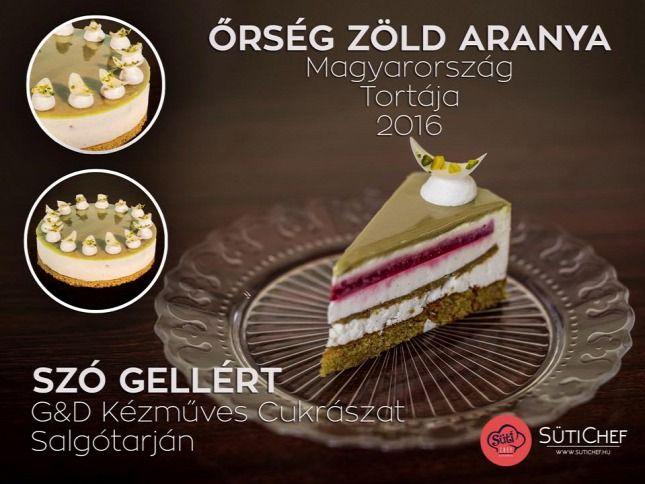 A tökmagos lett az 2016-os év tortája.  Az Őrség Zöld Aranya lett Magyarország…
