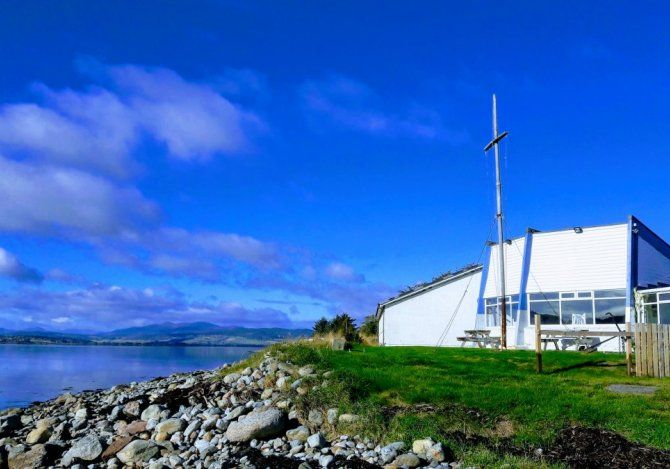 Anchor Lodge Has A Fantastic Setting Overlooking The Beauly Firth