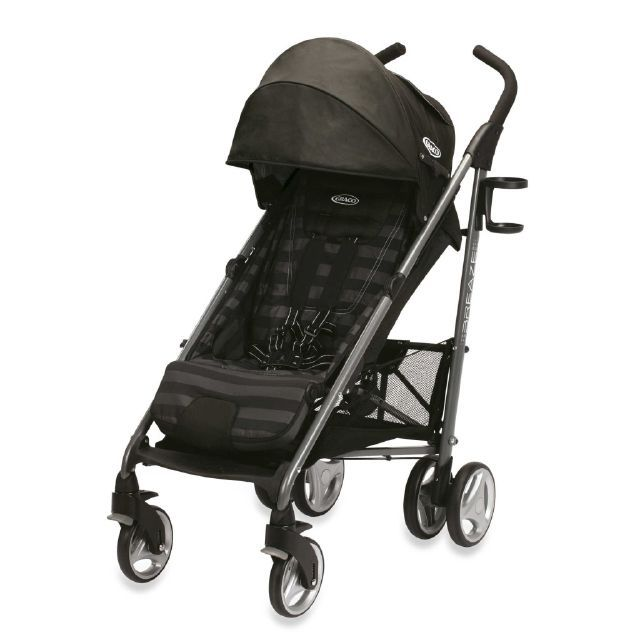 Graco Breaze Click Connect Umbrella Stroller ($119.99)