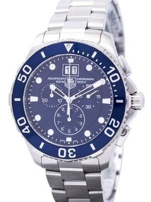 Tag Heuer Aquaracer Chronograph Grande Date CAN1011.BA0821 Mens Watch