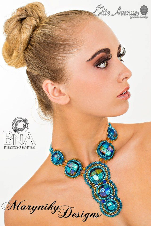 """Professional shot of """"Blue Metallica"""" - Photo by BnA Photography"""