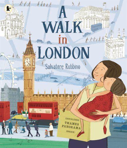 Walk in London by Salvatore Rubbino