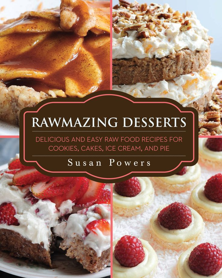 Rawmazing Desserts US/CAN 9/20