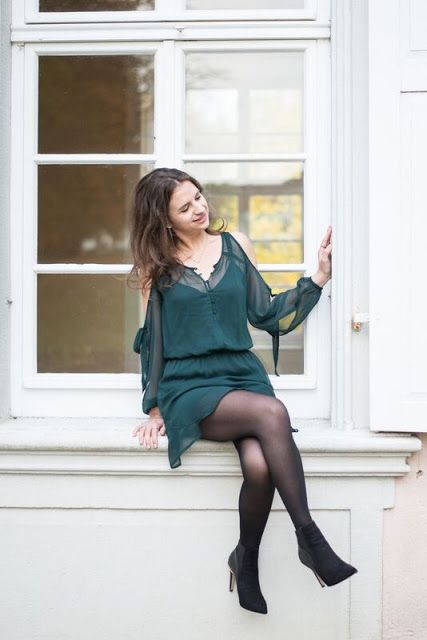 Green Dress by Express.com