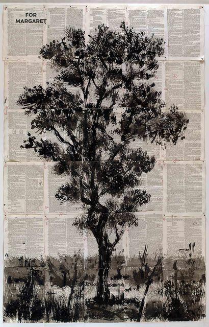 For Margaret, 2013, by William Kentridge
