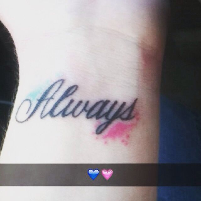 Blink - 182 tattoo