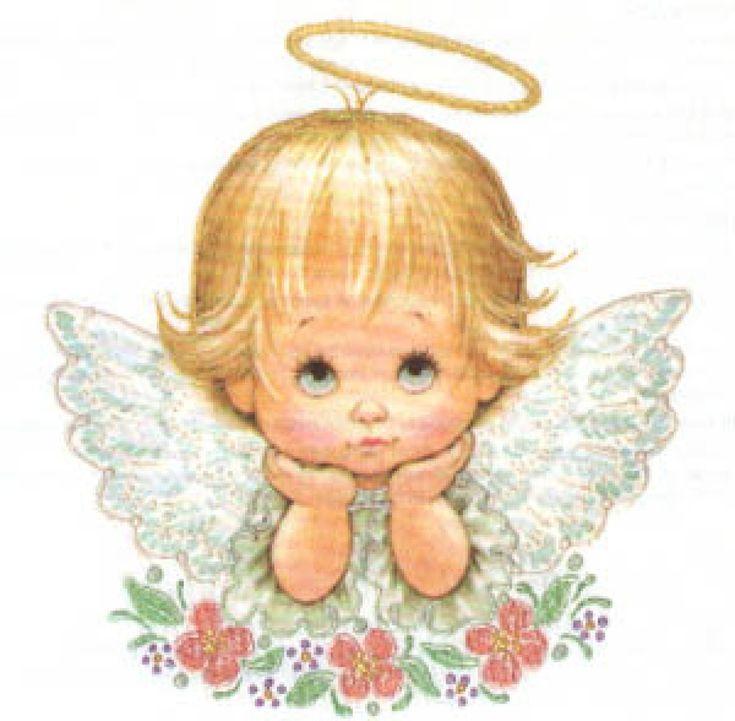 Днем рождения, картинки розыск ангелочка