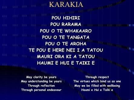 Image result for karakia mo te moana