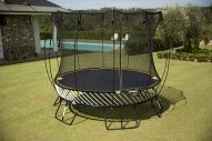 Springfree 10ft Trampoline & Safety Net Enclosure