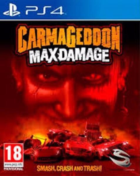 juegp #ps4 carmageddon max damage