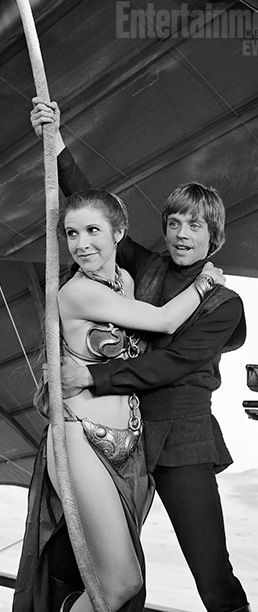 Behind the scenes of Stars Wars - Return of the Jedi