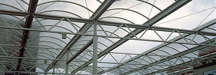 Transparent polycarbonate sheets are being used widely in green houses also; weather resistant characteristic goes in favor of using Lexan in agricultural fields.
