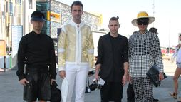 Who's wearing what on day one of NZFW? Viva snaps the stylish and interesting....