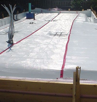 32 best dressed up ranch or rambler or cape images on for Slab on grade foundation cost