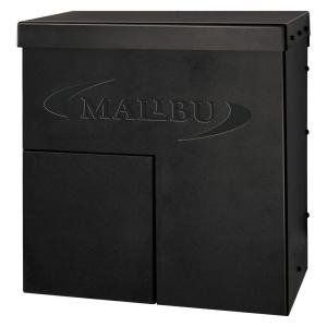 Malibu/Intermatic 600 watt Steel Case Professional Grade Transformer with Photocell by Malibu. $174.99. Malibu Landscape Lighting 600 watt Transformer - Safe, low voltage Malibu power packs feature a weather resistant housing, automatic ON/OFF programmable digital timer with manual ON/OFF override switch, different wattage outputs for small to large lighting systems,  remote photo-cell with 5' cord, Dawn to Dusk, 4,6,8,10 hrs after sunset auto shut off.  Heavy 18 ga. Ste...