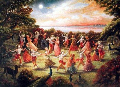 Decoding notion of leadership embedded in the Raas-Leela of Krishna