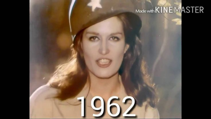 Dalida de 1954 à 1987