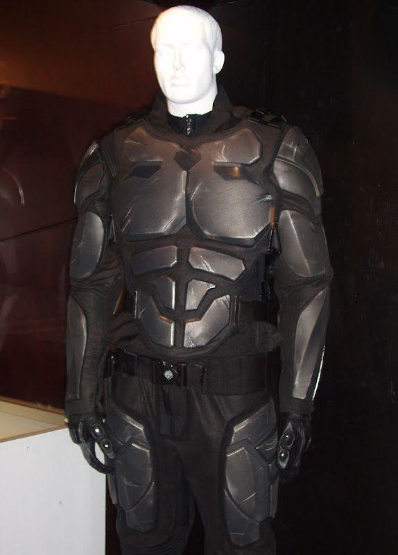 GI Joe body armour movie costume