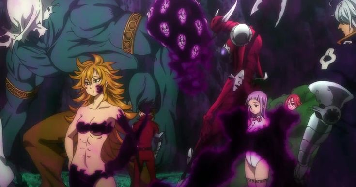 The Seven Deadly Sins anime Sequel Gets 2nd Teaser Trailer.