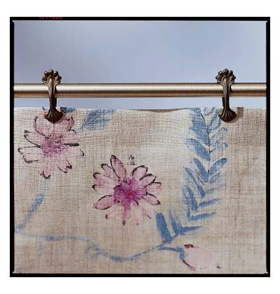 Can You Hang Grommet Curtains With Rings