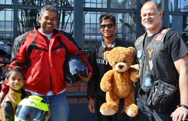The Durban Toy Run