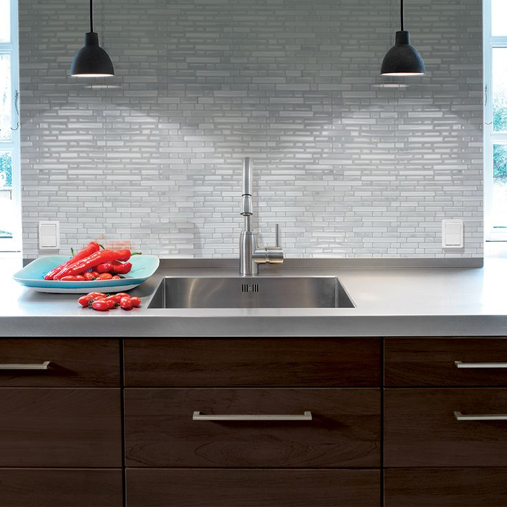 6 Kitchen Backsplash Ideas That Will Transform Your Space: 25+ Best Ideas About Smart Tiles On Pinterest