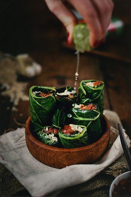 A weeks worth of veggie dinner ideas :)