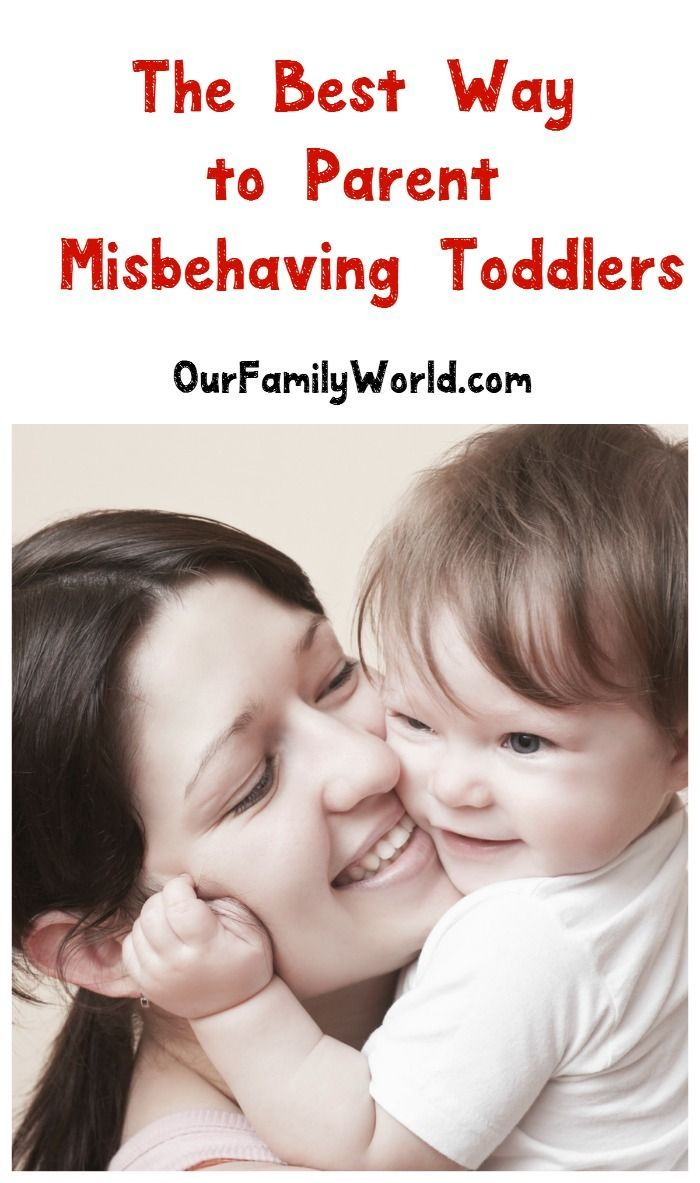 How you handle misbehaving toddlers now sets the groundwork for their future. Check out these parenting tips about the right way to discipline tots.