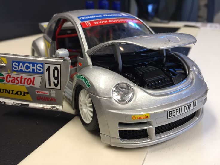 New Beetle race model Made in italy For sale 50 euro