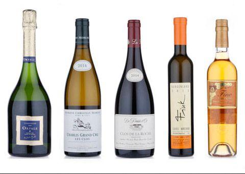Los mejores vinos del mundo según el International Wine Challenge - Area del Vino