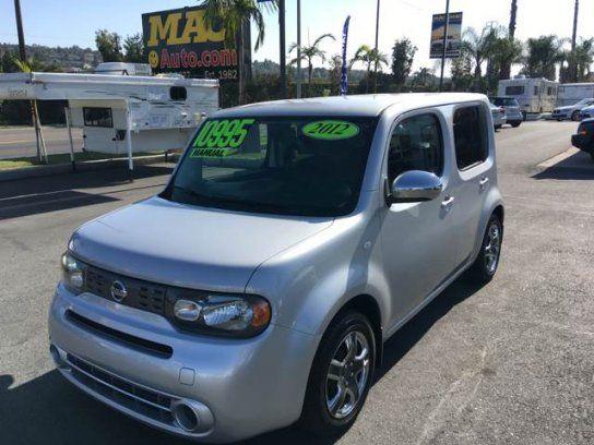 Wagon, 2012 Nissan Cube with 4 Door in La Habra, CA (90631)