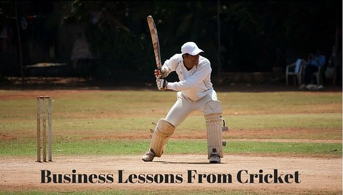 37 Best #Business #Lessons You Can Learn From #Cricket -  1.	Preparation 2.	Planning 3.	Right Strategy 4.	Training 5.	Discipline 6.	Rules 7.	Team Work 8.	Leadership 9.	Management 10.	Competition 11.	Consistency 12.	Passion 13.	Body Language 14.	Communication 15.	Patience Pays Big 16.	Fitness 17.	Enjoyment 18.	Humbleness 19.	Asset Allocation 20.	Specialist Players 21.	Back Up Of Specialist Players 22.	Views 23.	Strong Culture 24.	Things Don't Go As Planned Always 25.	Situation Can Change Any…