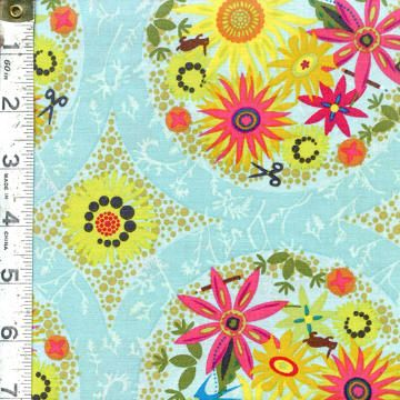 Clover Sunshine by Allison Glass for Andover is such a cute new collection full of bight colors and fun designs! Perfect for the young and young at heart! Follow this pin to see the entire collection from the Fabric Shack!