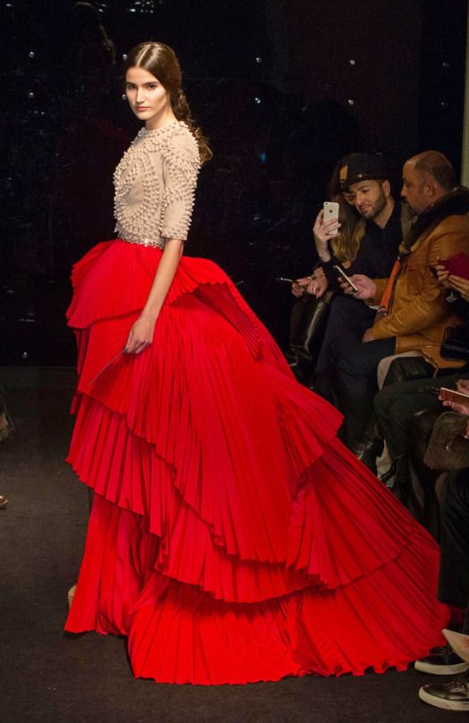 Last fashion hero stephane rolland pinterest posts for Haute couture spelling