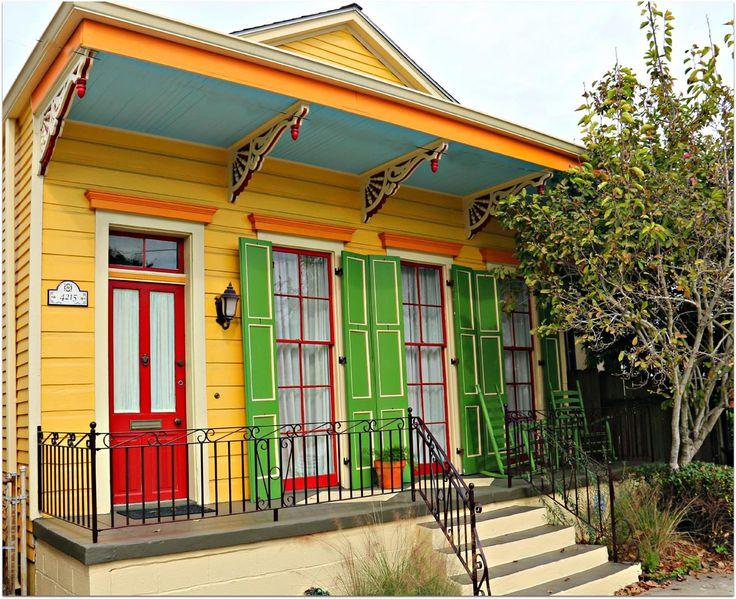 238 best Historic New Orleans Homes and The Details images on ...