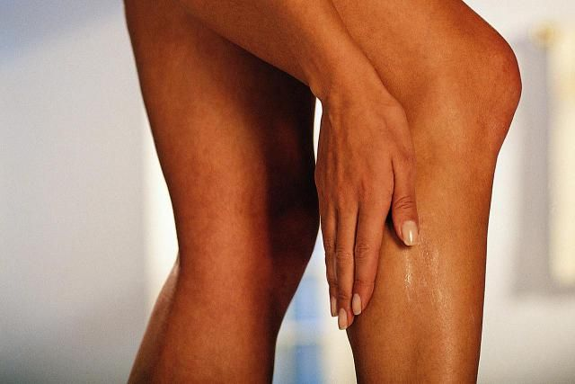 A pulled or torn calf muscle, also called a calf strain, causes sudden pain in the back of the lower leg.