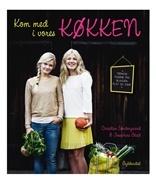KOM MED I VORES KØKKEN af Christine Søndergaard og Josephine Glad. Mere end 50 dejlige opskrifter på hurtig hverdagsmad, nemme snacks, kager, brød, drikke mv. Opskrifterne sidder lige i skabet, når man har vennerne på besøg, skal imponere en ny kæreste eller bare står for familiens aftensmad. Bogen er skrevet af to tjekkede teenagepiger, der har smidt de voksne ud af køkkenet. Klik på billedet for at kigge ind i bogen + opskrifter.