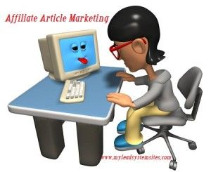 Are You Embarrassed By Your Affiliate Article Marketing Skills? Here's some simple tips that will help you get started the easy way.. #affiliatemarketing #articlewriters   http://www.myleadsystemsites.com/affiliate-article-marketing/