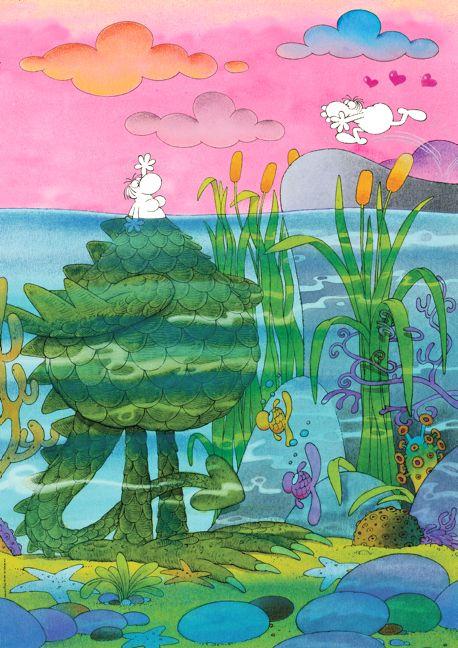 Nessie by Guillermo Mordillo