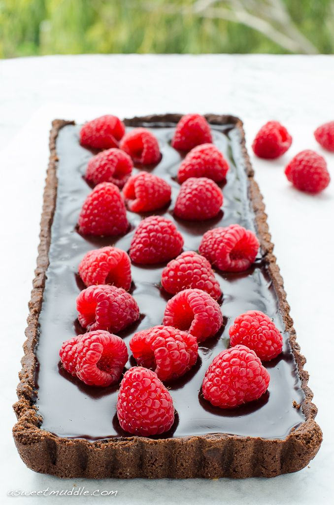 Chocolate tart | A Sweet Muddle