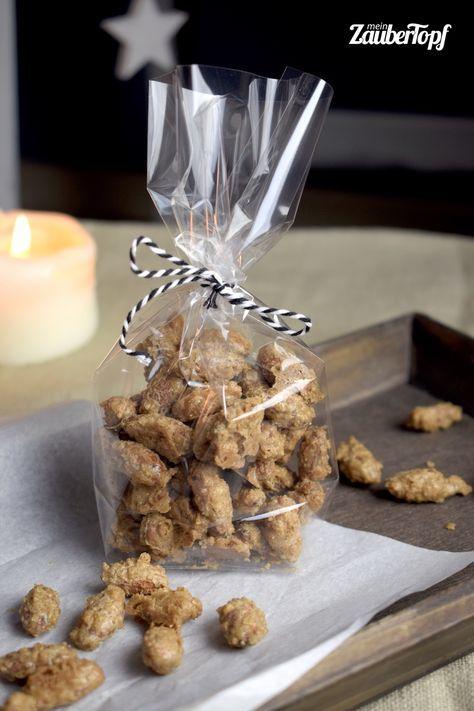 Gebrannte Mandeln aus dem Thermomix® – Foto: Nicole Stroschein