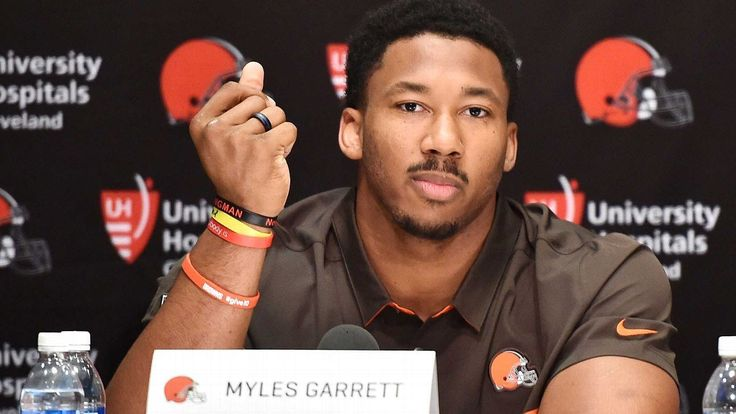 Myles Garrett not first Browns' top pick to call out Ben Roethlisberger #FansnStars