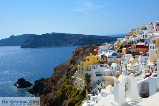 Hop van Kreta naar Santorini! - Griekenland weblog
